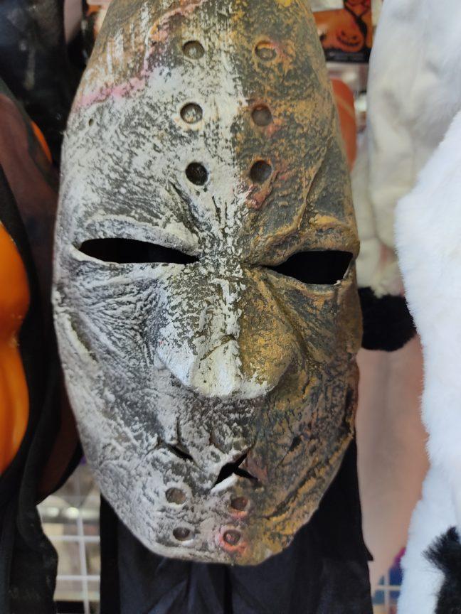ダイソーのハロウィン仮装マスク⑤